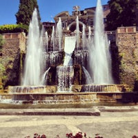 Photo taken at Villa d'Este by D. S. on 8/21/2013