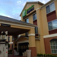 Photo taken at Holiday Inn Express Bothell by Ron F. on 6/25/2013