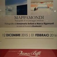 Photo taken at Biffi Arte by Nadir on 12/12/2015