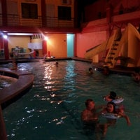 Photo taken at Rockpoint Hotspring Resort and Spa by Paolo A. on 12/29/2012