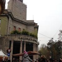 Photo taken at Galleria XXV Aprile by Fabio on 11/18/2012