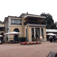 Photo taken at Villa Mattioli by Fabio on 10/4/2013