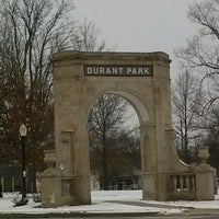 Photo taken at Durant Park by Nayda and Co I. on 1/27/2013