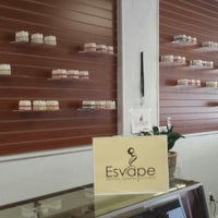 Photo taken at Esvape Electronic Cigarettes by Nayda and Co I. on 8/12/2013