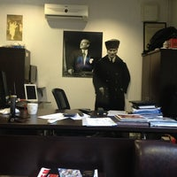 Photo taken at Uso Center Ahk Group by Dilek on 8/12/2013