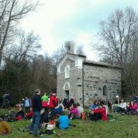 Photo taken at Santa Maria by Silvia p. on 4/6/2013