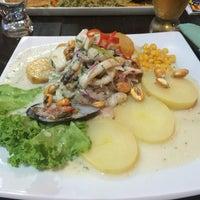 Photo taken at Richi Causa - Peruvian Cuisine by Terumi K. on 10/13/2014