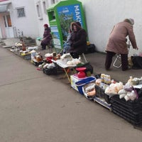 Photo taken at Улица Одоевского by Lany on 12/11/2015