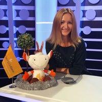 Photo taken at Телецентр Института журналистики БГУ by Lany on 9/28/2014