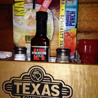 Photo taken at Texas Roadhouse by Ahmed A. on 1/31/2014