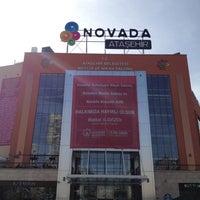 3/31/2013 tarihinde Sevgi A.ziyaretçi tarafından Novada Ataşehir'de çekilen fotoğraf