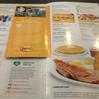Photo taken at Denny's by Tony on 7/18/2013