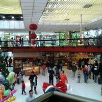Photo taken at Zona Franca by Daniel D. on 12/1/2012