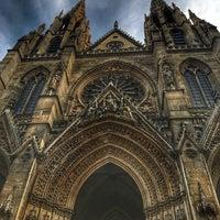 Photo taken at Basilique Sainte-Clotilde by Kadir T. on 8/27/2017