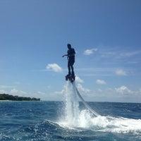 Photo taken at Nine Star Water Sports by SaMaaH R. on 11/6/2014