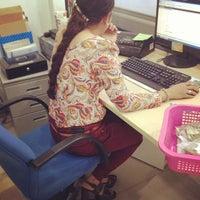 Photo taken at Security Bank by Nikka on 5/3/2013