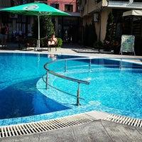 Photo taken at Rose Village Swimming Pool by Elenka M. on 8/2/2013