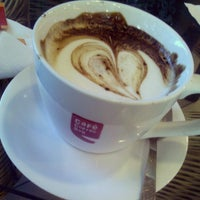 Photo taken at Cafe Coffee Day by Mouna S. on 1/17/2013