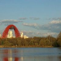 5/1/2013 tarihinde Алексей С.ziyaretçi tarafından Серебряный бор'de çekilen fotoğraf