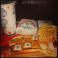 Photo taken at Burger King by Mariglo C. on 5/23/2013