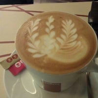 Photo taken at lavazza by Tony T. on 10/11/2012