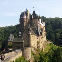 Photo taken at Burg Eltz by Катюша :. on 7/14/2013