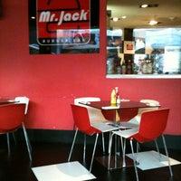 Foto tomada en Mr. Jack por Rosario el 12/10/2012