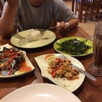Photo taken at Godong Salam Seafood Resto by Verissa Rana K. on 3/9/2016
