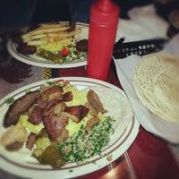 Photo taken at Jerusalem Restaurant by Michelle J. on 11/10/2012