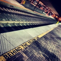 Photo taken at Metro Gold Line - Union Station by Alexis E. on 2/28/2013
