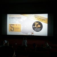 Photo taken at Pathé Vaise by vibstyles on 5/22/2013