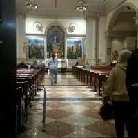 Photo taken at Church of Saint Agnes by Hazel A. on 3/1/2017