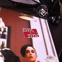 Photo prise au Zinc Zinc par R9mu4lD le4/13/2013