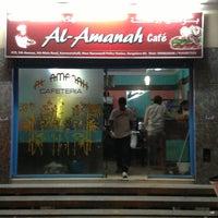 Photo taken at Al Amanah by Nitin K. on 5/7/2013