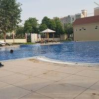 Photo taken at Block 17 Swimming Pool by Moiz™ N. on 5/13/2017