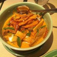 Photo taken at Restaurant Thaïlande by Myriam D. on 4/1/2013