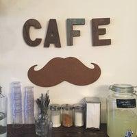 Photo taken at Moustache Café by Myriam D. on 7/16/2016