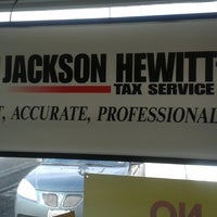 Photo taken at Jackson Hewitt Tax Service by bryant j. on 3/7/2014