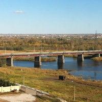 Photo taken at Большой Мост Через Р. Тобол by Sergey on 9/29/2012