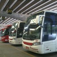 Photo taken at Terminal Rodoviário de Taubaté by Bruna M. on 4/11/2013