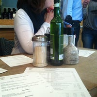 Photo taken at Le Pain Quotidien by Veronique on 3/6/2013