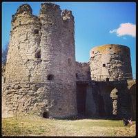 Снимок сделан в Копорская крепость пользователем shah 5/4/2013