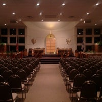 Photo taken at Congregation Beth Judea by Mimi G. on 11/27/2012