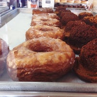 Photo taken at Simone's Donuts by Patrick K. on 1/25/2014