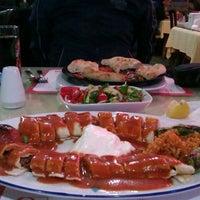 9/22/2012 tarihinde Emin Ü.ziyaretçi tarafından Birsen Kebap & Pide &Yemek'de çekilen fotoğraf
