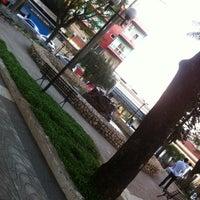 Photo taken at Laranjal Paulista by Cristiane M. on 10/19/2013