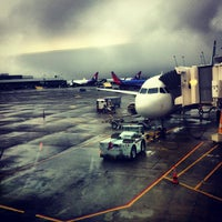 Photo taken at Seattle-Tacoma International Airport (SEA) by Maximilien  on 9/3/2013
