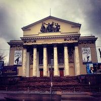 5/4/2013 tarihinde Кирилл К.ziyaretçi tarafından Дворец на Яузе'de çekilen fotoğraf