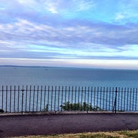 Photo taken at Babbacombe Downs by Sam on 6/25/2014