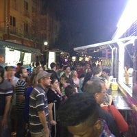 Photo taken at Food Truck Invasion - Abacoa Town Center by Steve S. on 1/12/2013
